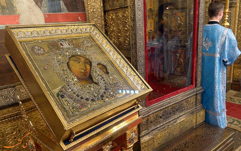 دیدنی های کلیسای کازان سنت پترزبورگ