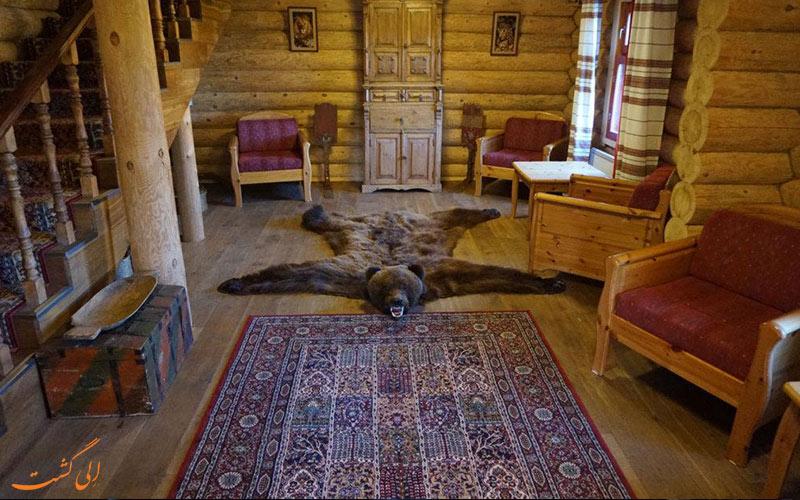 رزرو هتل در جزایر سولوتسکی روسیه