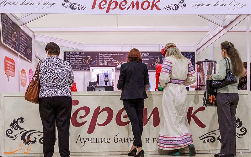 رستوران های ترموک-دلایل سفر به روسیه