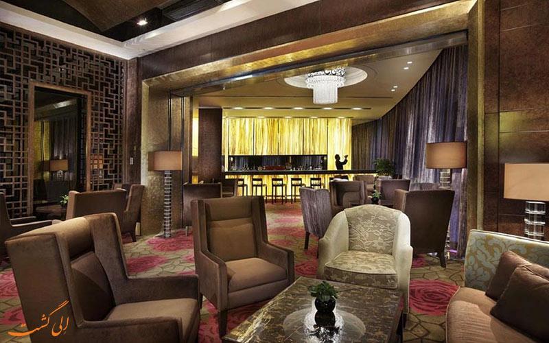 لابی در هتل لیک ویو پکن