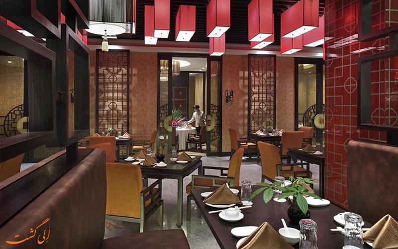 رستوران هتل لیک ویو پکن