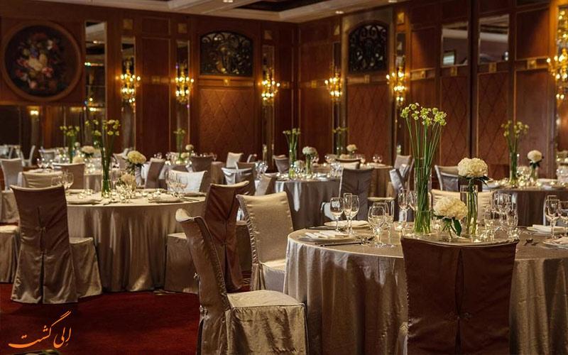 رستوران هتل بویو پکن
