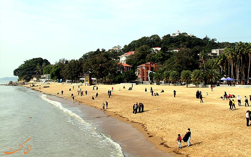ساحل گولانگیو-بهترین سواحل چین