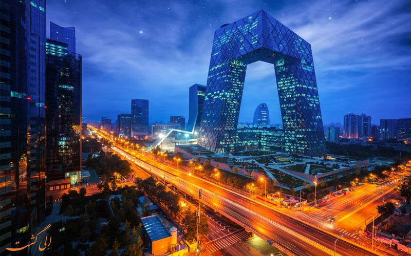 شب پکن-تور پکن و شانگهای الی گشت