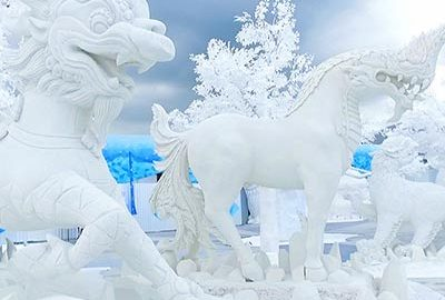 پارک یخ جادویی سیام پاتایا