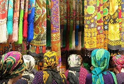 جاذبه های عشق آباد ترکمنستان