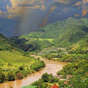 سفر به مثلث طلایی در تایلند
