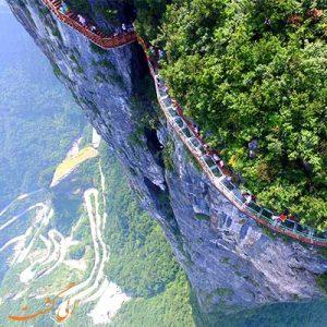 معرفی پارک ملی تیانمن چین