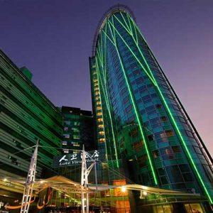 معرفی هتل لیک ویو پکن