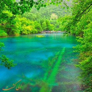 معرفی پارک ملی دره جیوژای چین