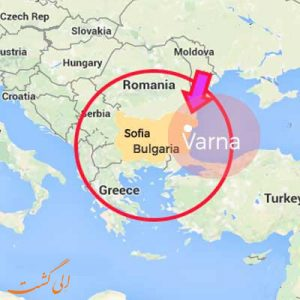 نکات سفر به وارنا-وارنا کجاست
