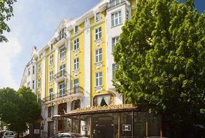 هتل گرند لندن وارنا