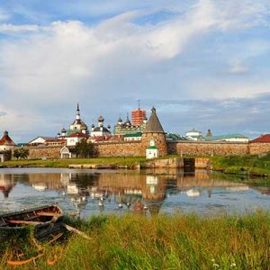جزایر سولوتسکی روسیه