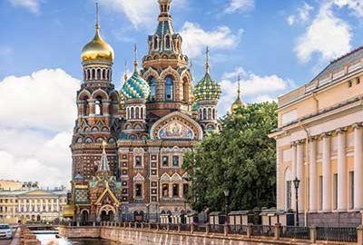 برنامه سفر به سنتپترزبورگ برای 3 روز