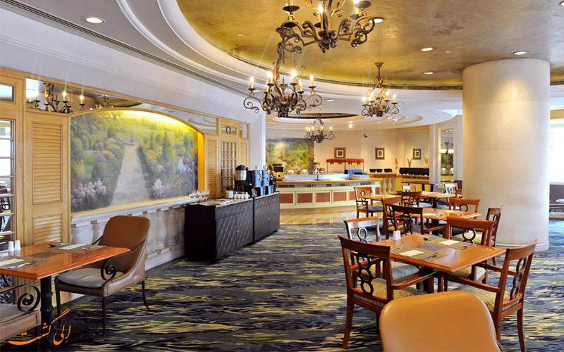 فضای نشستن در هتل بویو پکن