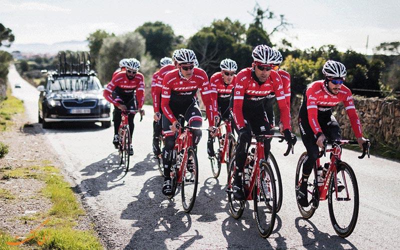 مسابقات دوچرخه سواری جزو گردشگری با دوچرخه