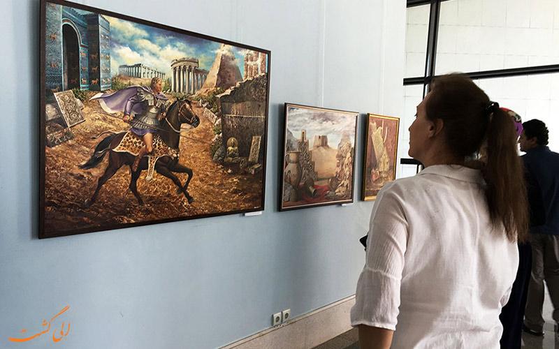 موزه هنرهای زیبای ترکمنستان