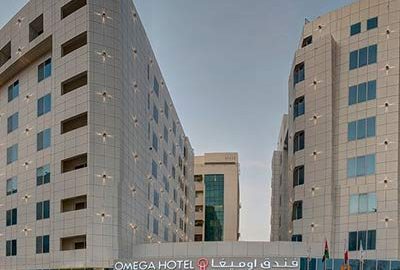 هتل امگا دبی