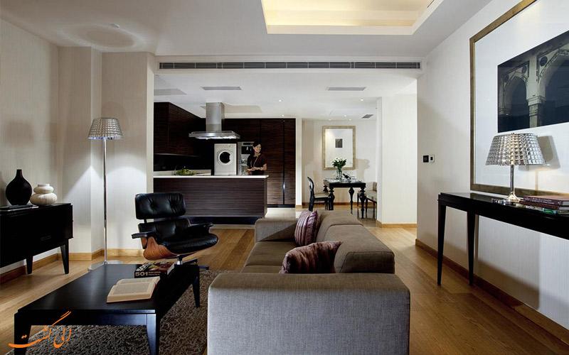 هتل فریزر سوئیتس دهلی نو برای رزرو