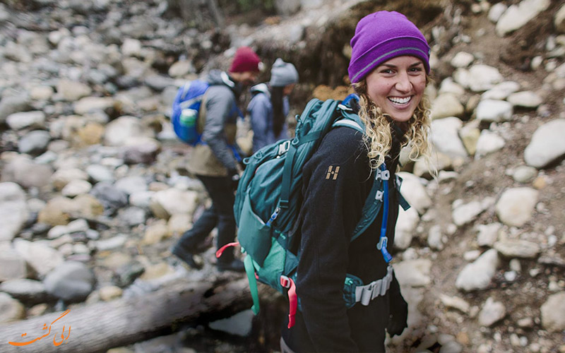 وسایل مورد نیاز کوهنوردی و طبیعت گردی