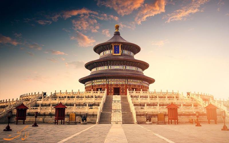 کاخ تابستانی- تور پکن و شانگهای الی گشت