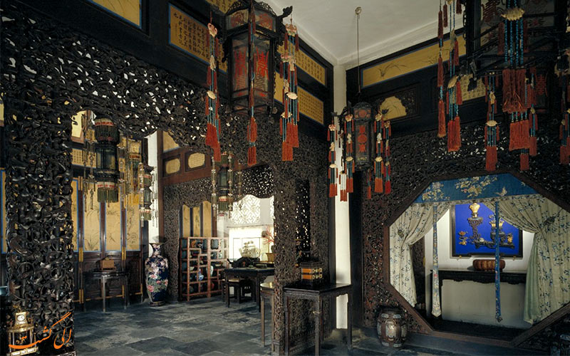 کاخ موزه پکن-درون کاخ