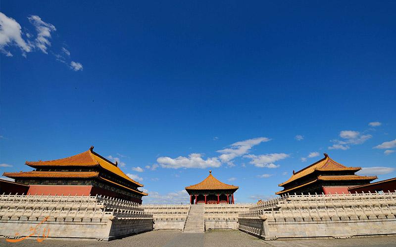 مجموعه کاخ موزه پکن