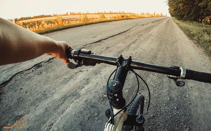 گردشگری با دوچرخه و جهانگردی