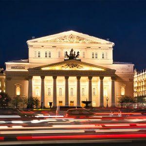 تالار بولشوی در مسكو