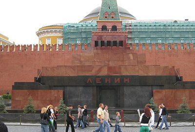 آرامگاه لنین در مسکو