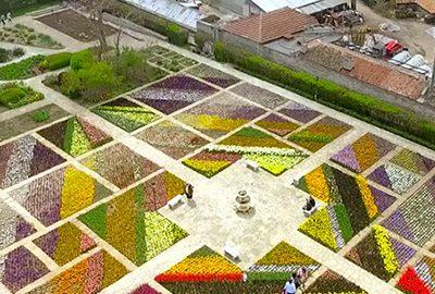 باغ گیاه شناسی وارنا