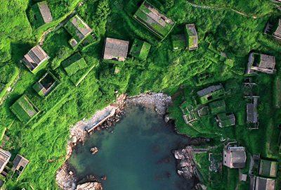 روستای هواتون در چین