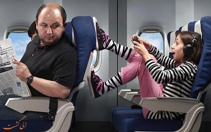 قوانین جدید مسافران بدرفتار و کمپین آژانس ایمنی هوانوردی اروپا