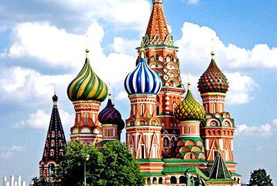 معروف ترین کلیساهای مسکو