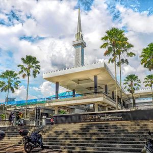 مسجد نگارا در کوالالامپور