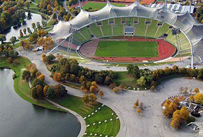 استادیوم المپیک مونیخ