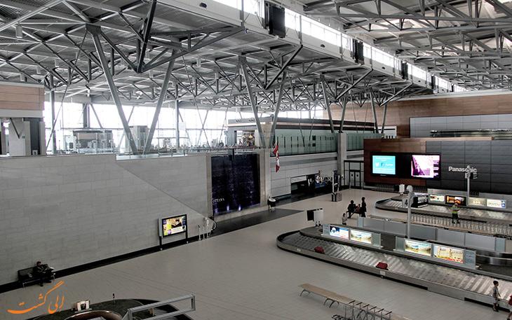 فرودگاه اتاوا کانادا و خدمات این فرودگاه بین المللی