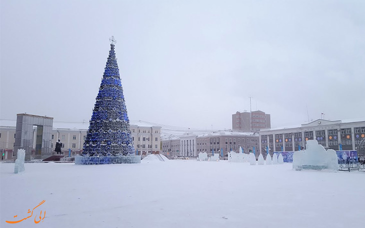 بهترین مقاصد شرق روسیه ، تجربه ای متفاوت از این کشور