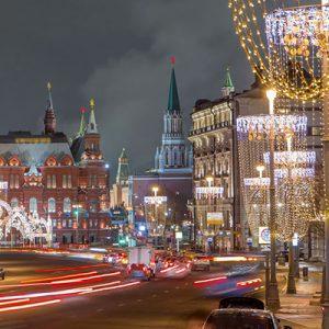 خیابان تورسکایا در مسکو