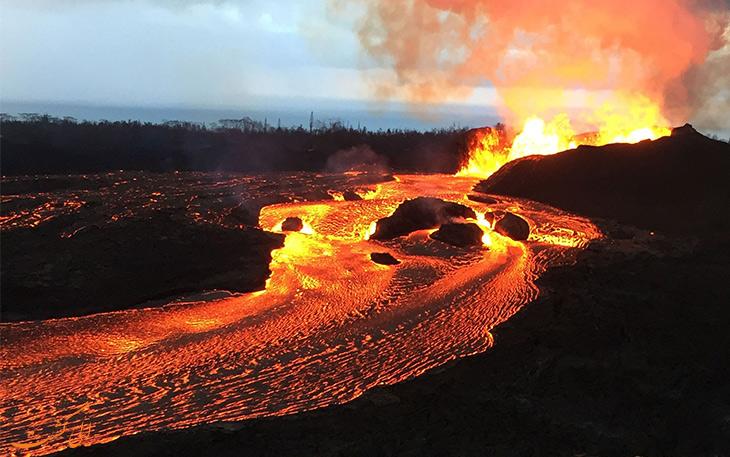 حقایقی از آتشفشان ها در مورد ساختار این بلایای طبیعی