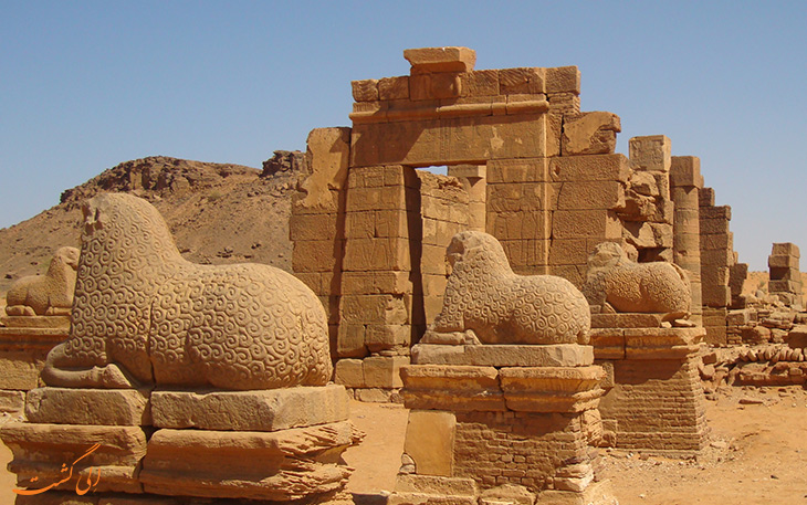 شهر باستانی مرویی ، رمز و رازهای کشف نشده
