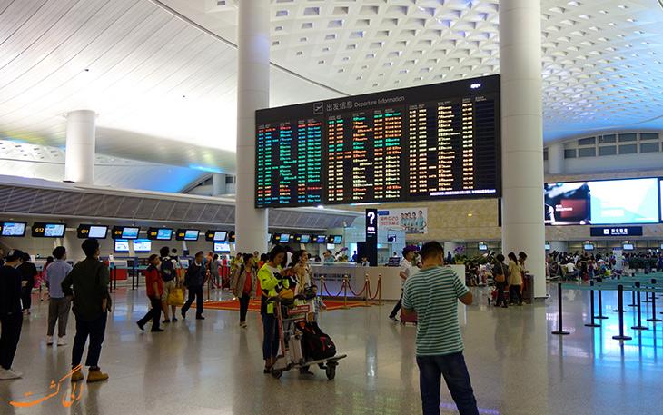 فرودگاه بین المللی شیاوشان، هانگزو چین