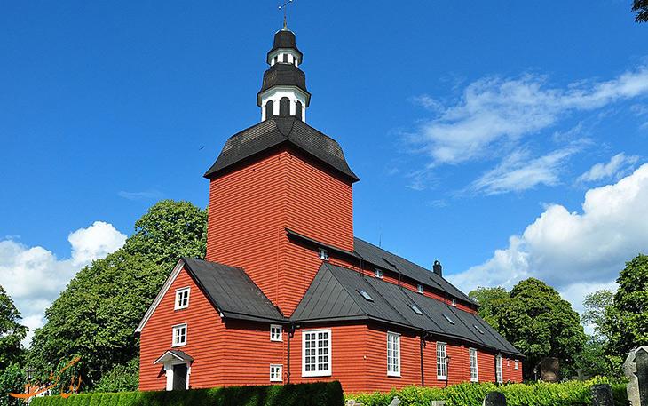 کلیسای هابو یونشوپینگ سوئد