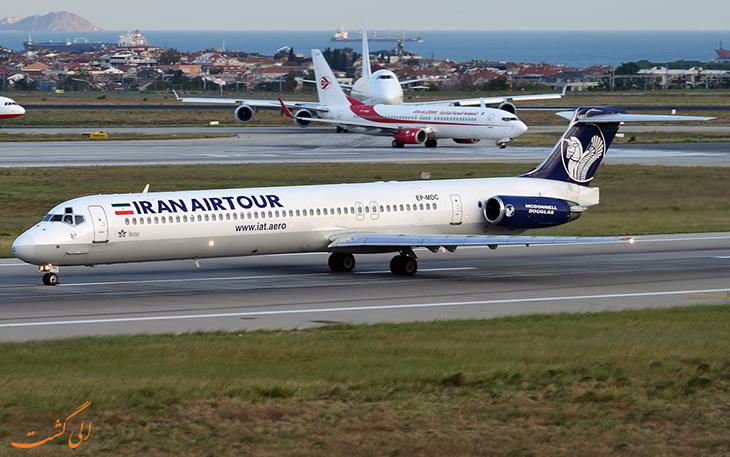 سوخت رسانی به هواپیماهای ایرانی در ترکیه ادامه دارد؟