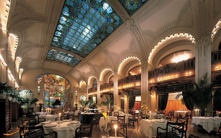 رستوران لیوروپ سنت پترزبورگ