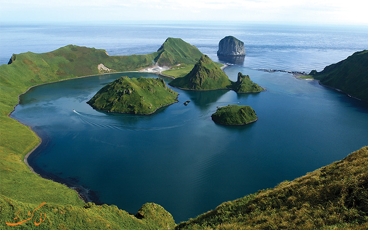 جزایر کوریل روسیه