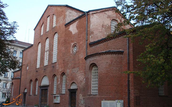 کلیسای سنت صوفیای بلغارستان