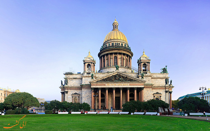 کلیسای سنت ایزاک سنت پترزبورگ