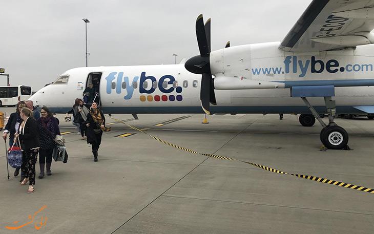 خدمات و امکانات فرودگاه بیرمنگام انگلستان