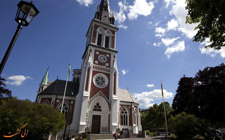 کلیسای سوفیاکایرکان یونشوپینگ سوئد